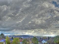 Witten (peterpe1) Tags: peter flickr germany ruhrgebiet sky himmel wolken clouds hdr witten
