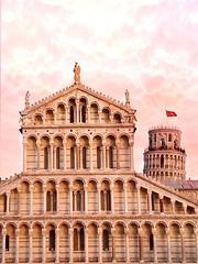 particolare duomo (saveriosalvadori) Tags: pisa duomo torredipisa architecture architettura art arte sky