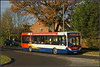 37066, Ashby Road (Jason 87030) Tags: stagecoach 37066 enviro e200 daventry autumnal tree northants northamptonshire d1 yy63yrn buses transportation town morning color colour midlands