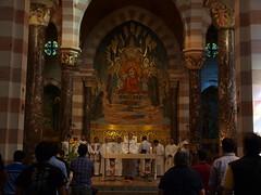 Misa en Paray le Monial
