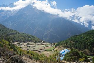 Trek to Everest View Hotel