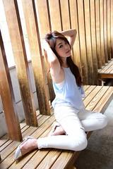 千又5034 (Mike (JPG直出~ 這就是我的忍道XD)) Tags: 千又 台北藝術大學 nikon d750 model beauty 外拍 portrait 2015 demi