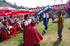 Pérou, Mistura 2017 (jlfaurie) Tags: mistura pérou peru feriagastronomica foiregastronomique foodfair groupe floklore folklorico danse dansa sancho porc baile jlfaurie jlfr