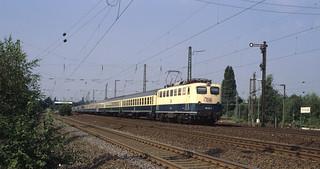 DB 110 | Bochum Hbf