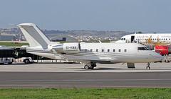 EI-KMA LMML 19-11-2017 (Burmarrad (Mark) Camenzuli) Tags: airline private aircraft bombardier cl6002b16 challenger 604 registration eikma cn 5585 lmml 19112017