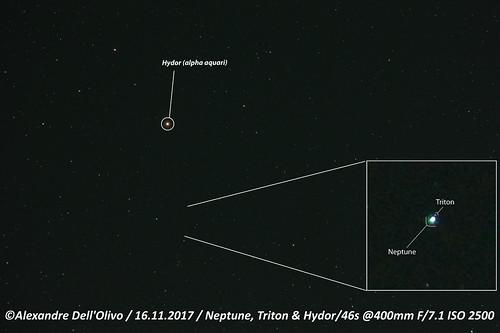 Neptune & Triton (légende)