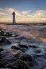 Perch Rock Lighthouse-5 (andyyoung37) Tags: merseyside newbrighton perchrocklighthouse uk sunset