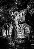 Angels or demons (callaghan13) Tags: angels demons death statues cross tombs cemetery graveyard heaven