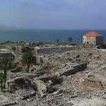 Byblos (Jbail), Grabungsgelände mit Resten aus phönizischer und römischer Zeit thumbnail