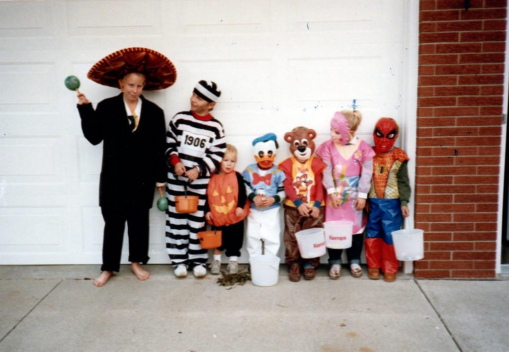 Cousins Halloween Daniel M Hendricks Tags Kristi Rutten Daniel Tony Jenny