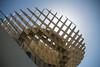 contre plongée de métropole parasol (Rudy Pilarski) Tags: abstract architecture abstrait architectura moderne espagne espagña séville andalousie d7100 nikon tamron 18270 color couleur colour city ciudad courbe line ligne soleil sun structure