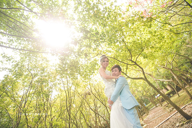 拍婚紗,冷水坑,花卉實驗中心,禮服出租,婚紗攝影
