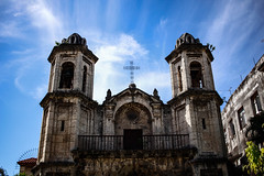 Worship (holycalamityscreaminsanity) Tags: cubanarchitecture art church portrait landscape cuban buildings sunset nature castillo water cuba