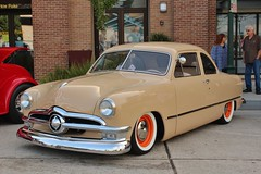 27th Annual Old Town Monrovia Car Show (USautos98) Tags: 1949 ford shoebox hotrod streetrod custom