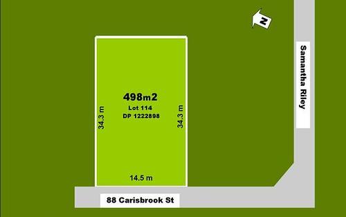 Lot 114 Carisbrook Street, Kellyville NSW