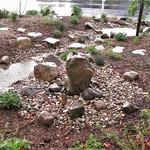 Swale with water and stones - Doreen Jones - edited thumbnail