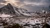 The white garden... (Einir Wyn Leigh) Tags: landscape winter mountains valley light rugged weather december nikon outside walk tree lake wales cymru