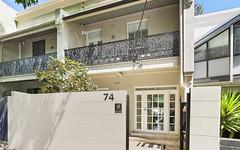 74 Holdsworth Street, Woollahra NSW