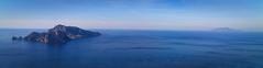 """SDIM0941- sd15- """"Isole di Capri e Ischia"""" -Voigtlander color lanthar 50mm f2.8 (DKL). (ciro.pane) Tags: sigma sd15 foveon golfo napoli isole capri ischia promontorio punta campanella mare colori mattino voigtlander color lanthar 50mm f28 dkl software hasselbladphocus italia italy italien italie"""