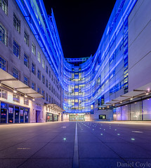 BBC Broadcasting House (Daniel Coyle) Tags: bbcbroadcastinghouse broadcasting broadcastinghouse bbc markpimlott oxfordcircus centrallondon london night newbroadcastinghouse nightphotography nightshot nightonearth londonnight longexposure danielcoyle nikon d7100 nikond7100 uk england sarajevo