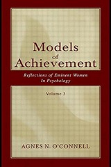 Epub  Models of Achievement: Reflections of Eminent Women in Psychology, Volume 3: v. 3 (Models of (downloding ebook now) Tags: epub models achievement