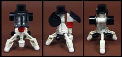 Hi-Hat Sniper Spotter (Karf Oohlu) Tags: lego microscale scifi laser sniper sniperspotter