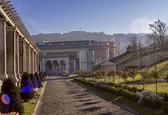 Budapest 2017 (Like a Swan) Tags: city architecture canon600d canont3i nature parc sun flare light hungary budapest
