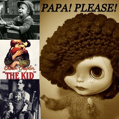 Blythe-a-Day#2: Royalty: Tribute to the Most Sublime Child Star in History: Jackie Coogan