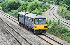 143603. (curly42) Tags: 143603 class143 dmu unit fgw bishton railway transport