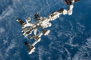 Our Canadarm2!