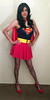 Supergirl 1 (florence_emily) Tags: crossdress crossdresser crossdressing cdemilyflorence cd emilyflorence supergirl crossplay maletofemale mtf boytogirl