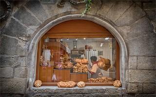 Gothic bakery.