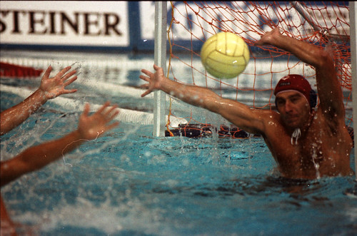 32 Waterpolo EM 1993 Sheffield