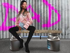 Do What You Know (Ivyana Szondi) Tags: sintiklia gos since1975 touchic amitomo dlab badunicorn maitreya catwa fashion style hair new blog blogging fashionblog blogger designers accessories designer stylish person woman design meshjewelry meshbody bentohands secondlife sl stepit2style s2s 3d virtual ivyana ivyanaszondi is