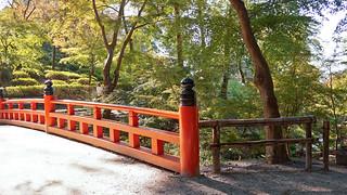 伏見稲荷大社 Fushimi Inari Taisha Bridge