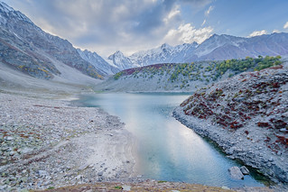 First look at The beautiful Rama lake, GB Pakistan