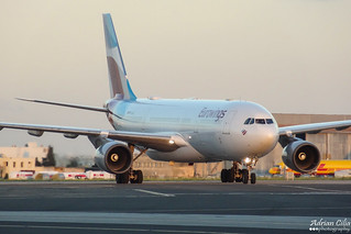 Eurowings --- Airbus A330-200 --- D-AXGC