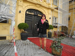 170228_16 (mathildecross) Tags: crossdress crossdressing crossdresser cd pantyhose outdoor bamberg transvestit