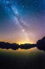 The Milky Way (aurlien.leroch) Tags: nikon astroscape etoiles stars landscape voielactée milkyway fisheye