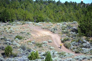 Radar Hill in southeast Oregon