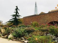 Crossbones cemetery (Matt From London) Tags: crossbones cemetery southwark london shard
