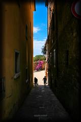 Tuscany life (LeonardoMazzoni) Tags: campiglia tuscany toscana travel traveldestination tourism scorci scenic discovertuscany discoveritaly borghi canonphotography campigliamarittima canon
