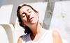 Sun breeze. (Saâd Jebbour) Tags: sunbreeze sun summer light shade portrait portraiture retrato woman girl young people harhoura rabat maroc morocco 2017 nikon 50mm vsco fatimacruz saadjebbour