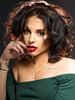 Veni Vidi Vici (jerseytom55) Tags: pentax645z portrait priolite beautifulwoman italianbeauty redlips intense