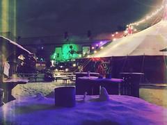Märchenbazar (Casey Hugelfink) Tags: munich münchen schlachthof märchenbazar weihnachtsmarkt christkindlmarkt christmasmarket zirkus circus zirkuszelt circustent schnee snow winter night nacht illumination stephenking stephenkingscene