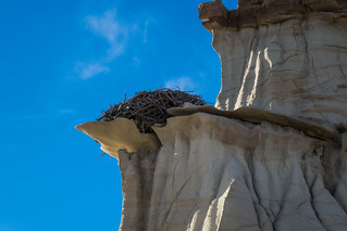 Bisti Wilderness, Eagle's Nest, New Mexico