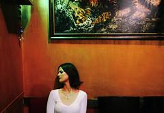 Debora (Sona Maletz) Tags: photography photojournalism documentary girl color bratislava slovakia green orange light sony sonya7ii