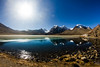 Gurudongmar Lake (abhishek.verma55) Tags: gurudongmarlake gurudongmar lake glaciallake glacier sikkim incredibleindia himalaya flickr photography mountain water outdoor india northsikkim travel travelphotography lachen thangu altitude highaltitude blue sky clearbluesky clear ©abhishekverma indiatravel mountainside mountains himalayas sun prayer holy pray hindu worship buddhism bluesky landscape waterscape scenic