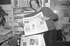 Piet Schreuders with FURORE #12, 1979 (pietschreuders) Tags: furoremagazine pietschreuders 1979 design