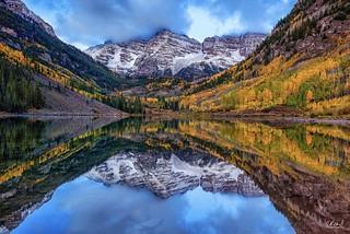 Royalty - Maroon Bells - Aspen, Colorado.